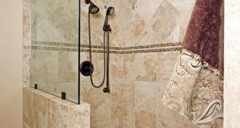 Showers Without Doors Home Design Ideas Remodel