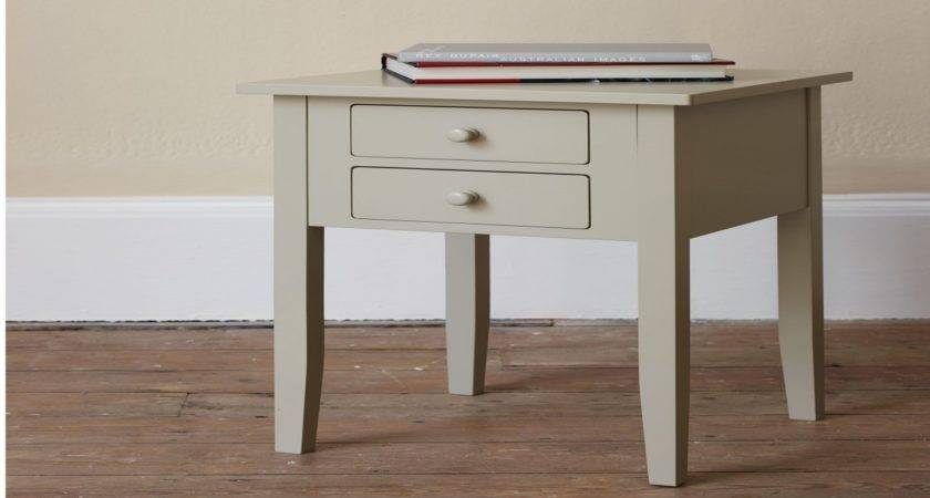 Side Table Furniture Small Bedside Tables Drawers