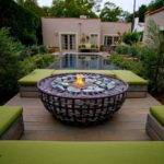Simple Backyard Fire Pit Ideas Design