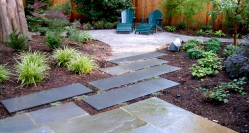 Simple Backyard Garden Designs
