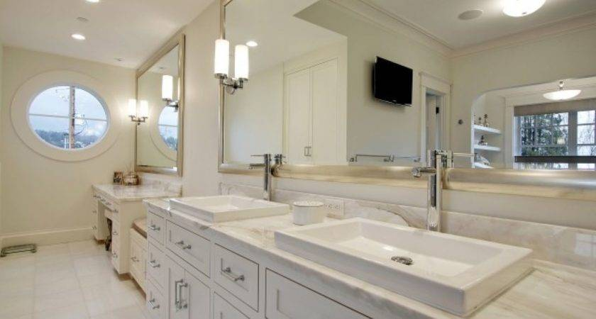 Simple Bathroom Mirror Ideas Midcityeast