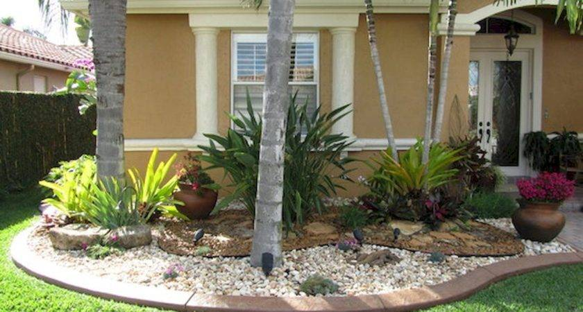 Simple Beautiful Front Yard Landscaping Ideas