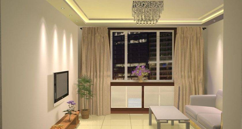 Simple Design Small Living Room House