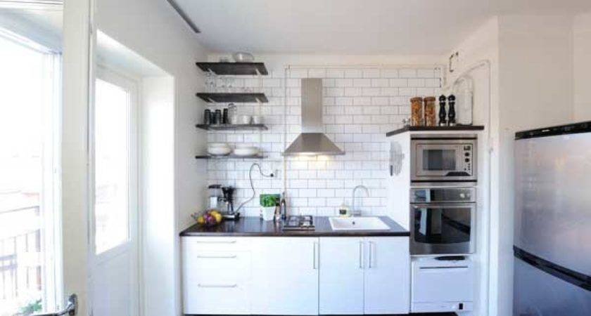 Simple Kitchen Decorating Ideas Apartment Modern