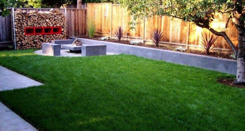 Simple Landscaping Ideas Design