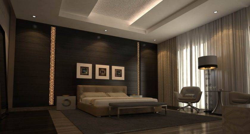 Simple Luxury Bedroom Design Interior Ideas