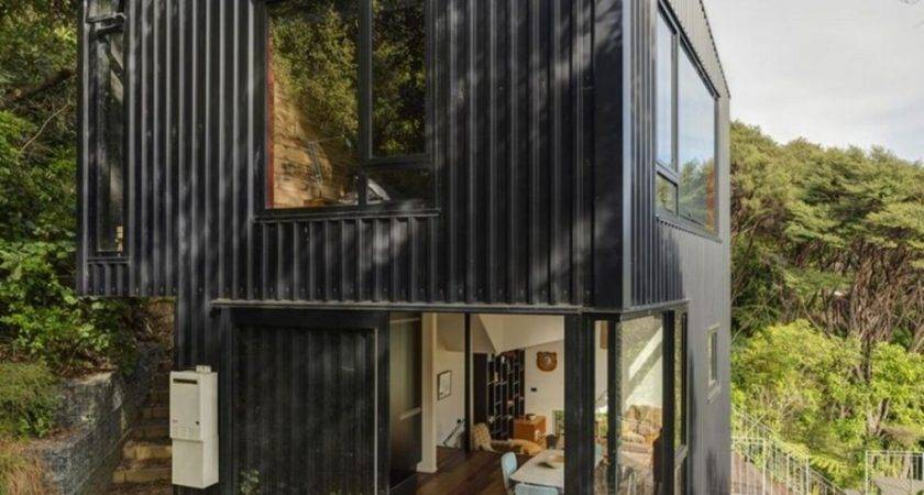 Simple Shipping Container Homes House Design