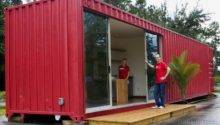 Simple Shipping Container Houses Modern Modular Home