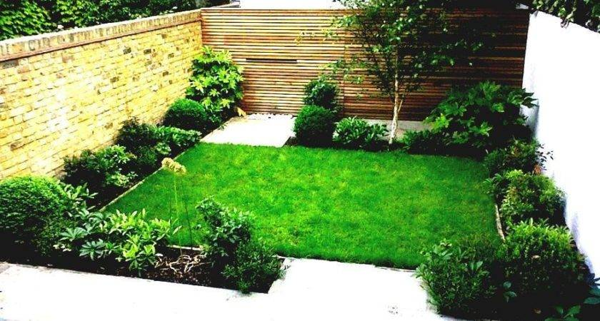 Simple Small Front Garden Designs Decor References