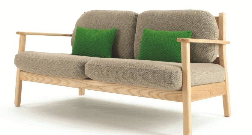Simple Wooden Sofa Your Home Keribrownhomes