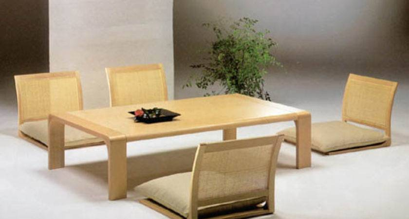 Simply House Design Japanese Zataku Furniture