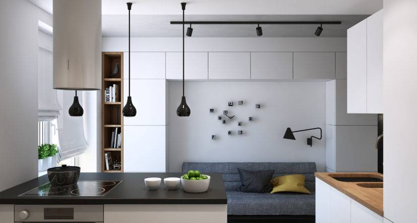 Small Apartment Design Girl Just