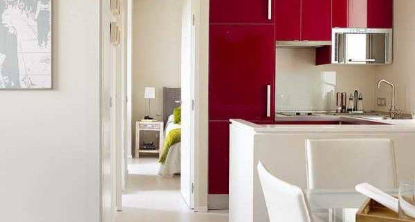 Small Apartment Ideas Blending Functionality French