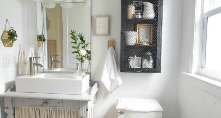 Small Bathroom Ideas Solutions Our Tiny Cape