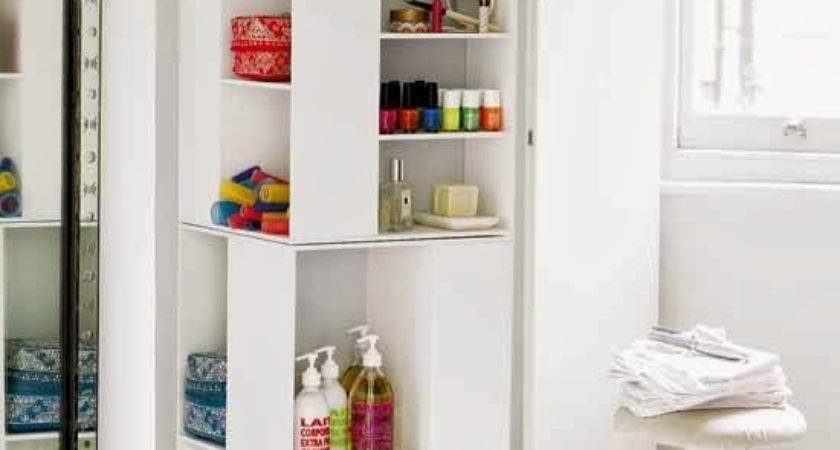 Small Bathrooms Storage Solutions Ideas