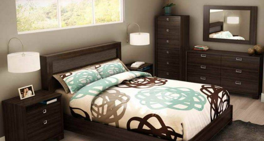 Small Bedroom Design Couples Decorating