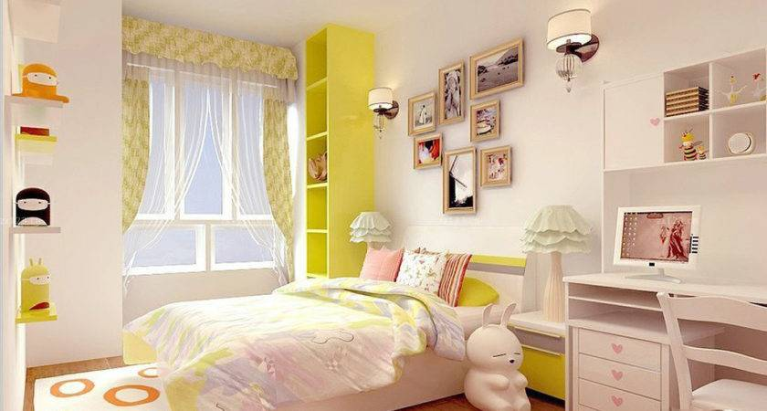 Small Bedroom Designs Teenage Girl