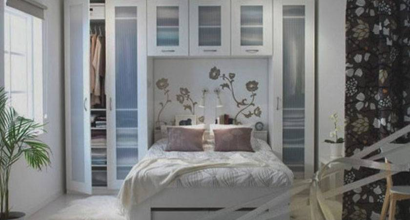 Small Bedroom Ideas Make Your Home Look Bigger