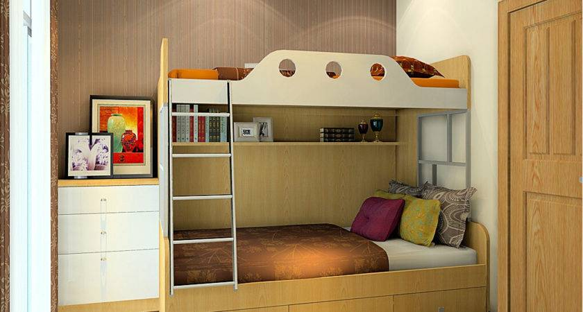 Small Bedroom Loft Beds Bedside Table House