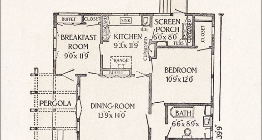 Small Bungalow Plans Find House