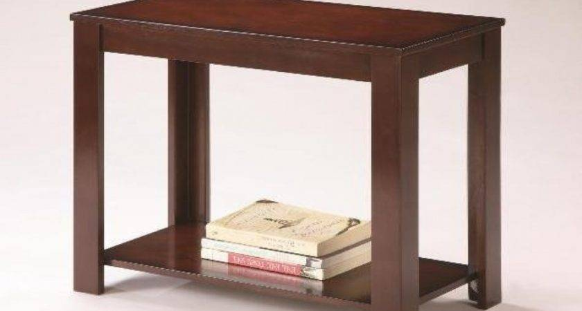 Small Chair Side Table End Tables Storage