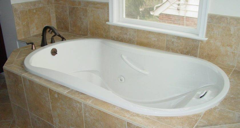 Small Corner Soaking Tub Perfect Large Rectangular