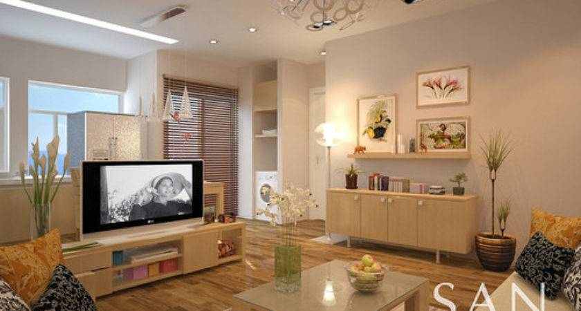 Small Flat Interior Design Mrs Huong Flickr