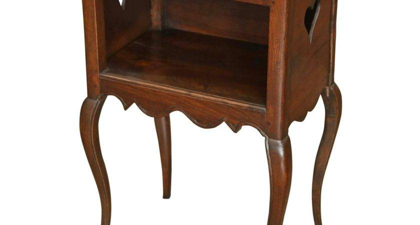Small French Bedside Table Stdibs