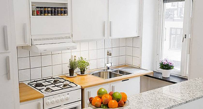 Small Kitchen Decorating Ideas Apartment Tiny