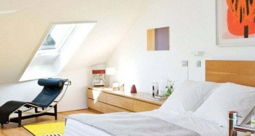 Small Large Attic Room Design Ideas Interior