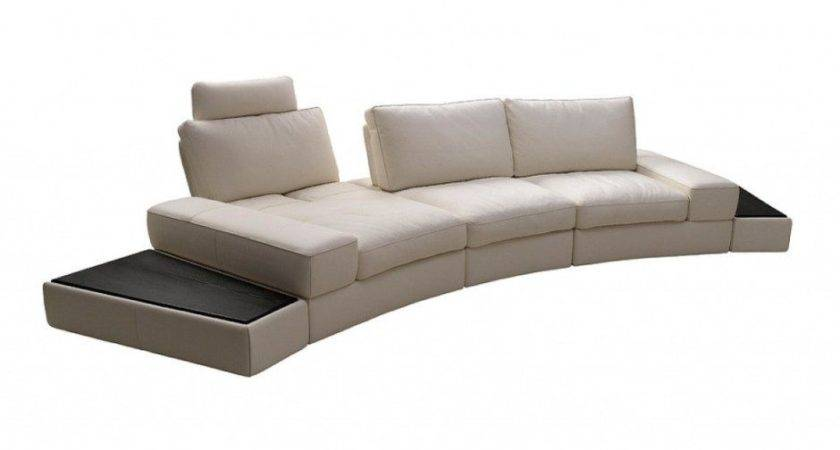 Small Modern Sectional Sofa Spaces