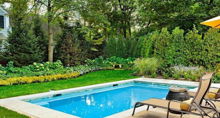 Small Pool Ideas Turn Backyards Into Relaxing Retreats