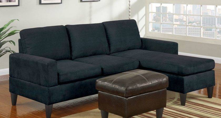 Small Sectional Sofa Chaise Decofurnish