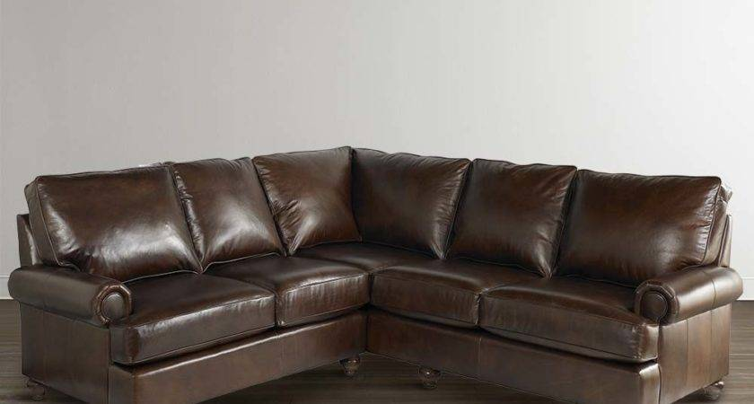 Small Sectional Sofa Leather Innovative