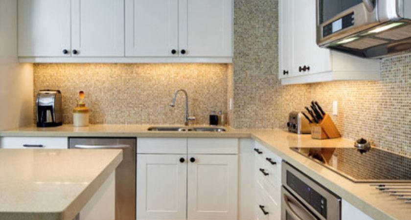 Small Shaped Kitchen Cabinet Design Afreakatheart