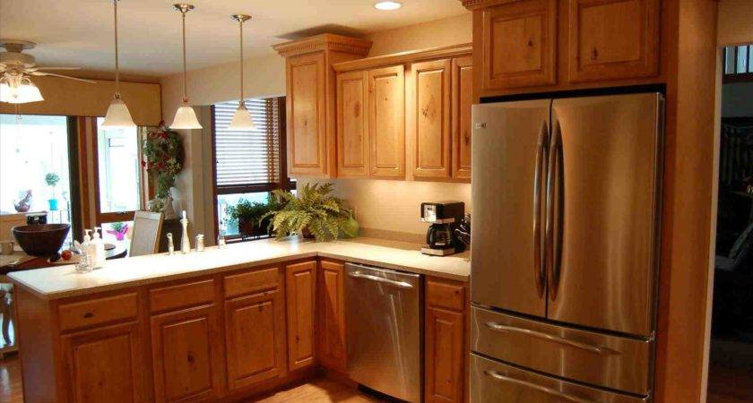 Small Shaped Kitchen Remodel Ideas Temasistemi