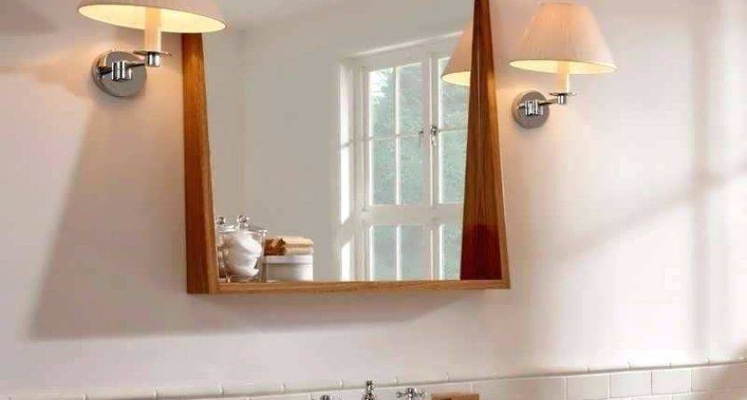 Small Unique Bathroom Mirrors Mirror Ideas Decor