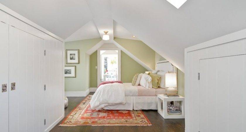 Smart Attic Bedroom Design Ideas Style Motivation