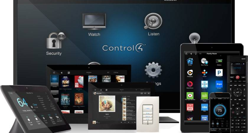 Smart Home Systems Audio Video