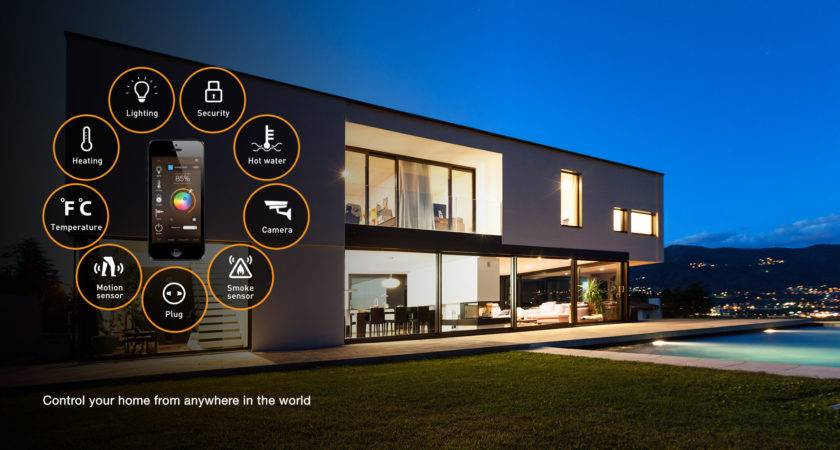 Smart Home Systems Future Living Opulent Life