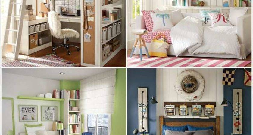 Smart Solutions Teen Bedrooms Small Space