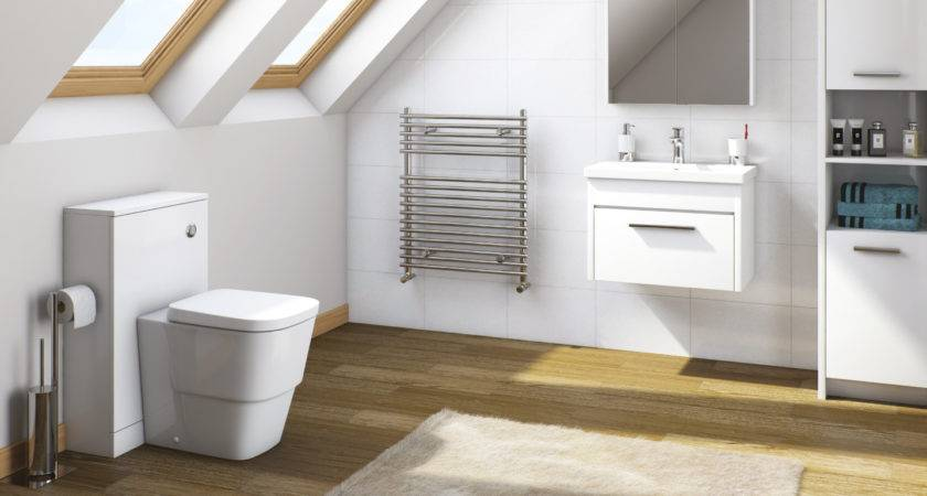 Smart White Bathroom Furniture Victoriaplum
