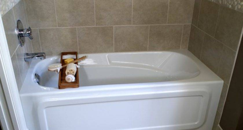 Soaker Tubs Designed Small Bathrooms Bath