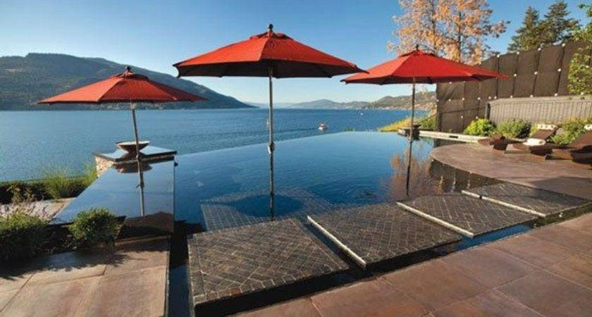 Soothing Infinity Pool Designs Instant Relaxation