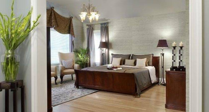 Soothing Spa Like Master Bedroom Eclectic