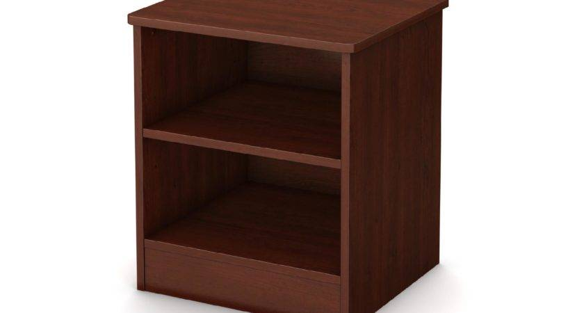 South Shore Libra Night Stand Royal Cherry Home