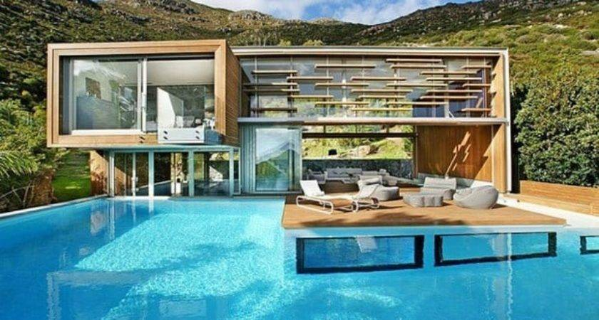 Spa House Amazing Modern Home South Africa