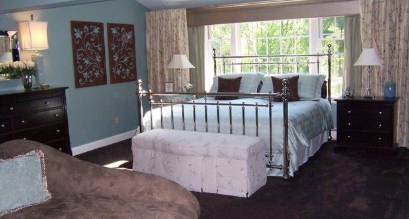 Spa Inspired Master Bedroom Suite Traditional