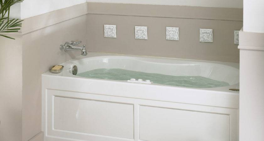 Spa Tubs Small Bathrooms Home Design