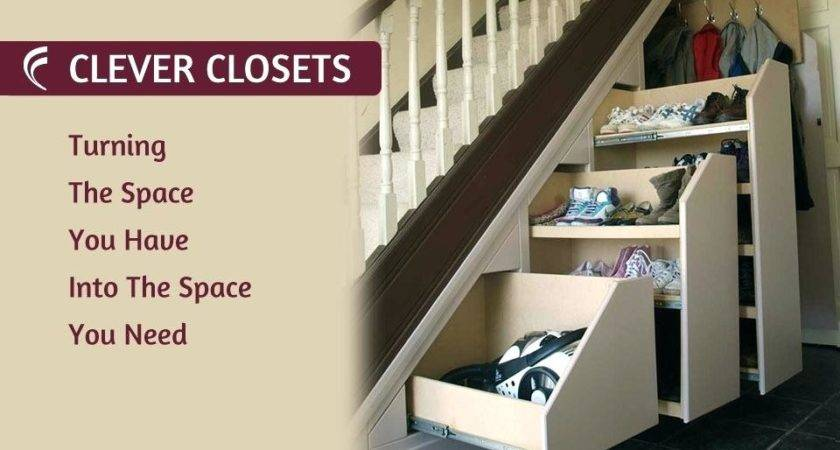 Space Under Your Staircasediy Stairs Storage Ikea Stair